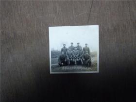 老照片   1960年春节欢送退伍老兵