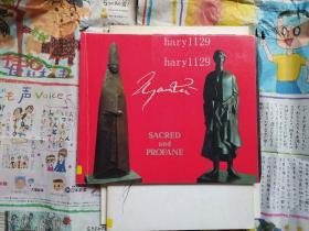 Giacomo Manzu Sacred and Profane September 30-December 2,1989  曼祖