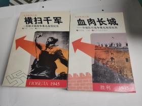 二战纪实丛书——走向胜利之路 《横扫千军》《血肉长城》