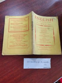 ENGLISH LITERATURE CRITICISM TEACHING VOEUNE XII Spring 1958 NUMBER 67 英语 文学批评教育 第十二卷1958年的春天 67号  英文版