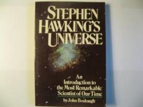 Stephen Hawking's Universe; An Introduction To The Most Remarkable Scientist Of Our Time