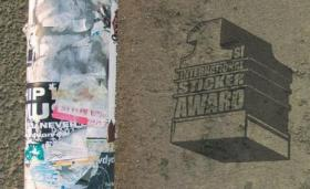 Stickers!:From the First International Sticker Awards