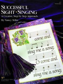 Successful Sight Singing, Book 1 - Teacher's Edition