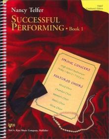 Successful Performing, Book 1 - Conductor's Edition