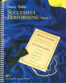 Successful Performing, Book 2 - Conductor's Edition