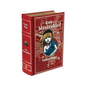 【全新原版现货】悲惨世界(皮面精装)Leather-Bound Classics: Les Misérables9781626864641