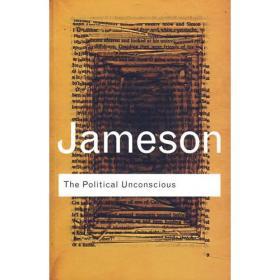 [全新进口原版现货]政治潜意识The Political Unconscious9780415287517