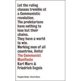 [全新进口原版现货]共产党宣言Penguin Great Ideas : The Communist Manifesto9780141018935