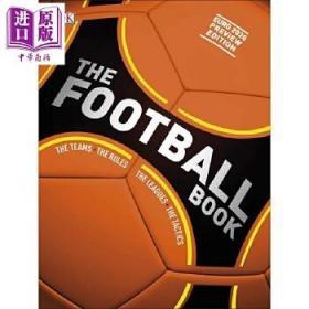 【全新原版】DK 足球百科 英文原版 DK-The Football Book: The Teams *The Rules *The Leagues *The Tactics