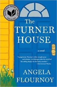 【全新原版现货】特纳的房子(美国国家图书奖决选)The Turner House9780544705166