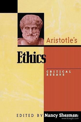 预售 英文预定 Aristotle's Ethics: Critical Essays