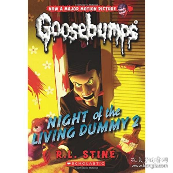 ClassicGoosebumps#25:NightoftheLivingDumm