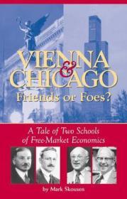 预订 Vienna & Chicago  Friends or Foes?: A Tale o...