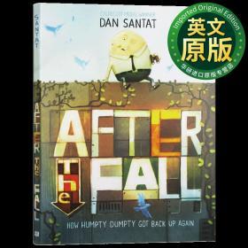蛋先生摔下去以后 英文原版绘本 After the Fall 凯迪克奖得主作品