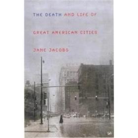 [全新进口原版现货]美国大城市的死与生Death Life of Great American Citi9780712665834