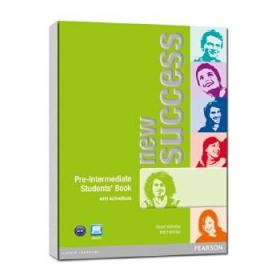 NewSuccessPre-IntermediateStudents'BookW/Activebook