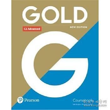 预订Gold C1 Advanced New Edition Coursebook