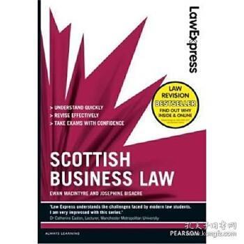 预订Law Express: Scottish Business Law (Revision guide)