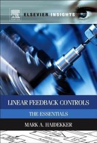 英文原版Linear Feedback Controls: The Essentials (Elsevier Insights)