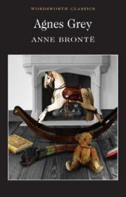 艾格尼斯格雷 英文原版小说 Agnes Grey 进口书 安妮勃朗特 Anne Bront? 文学名著 Wordsworth Classics 平装 Paperback