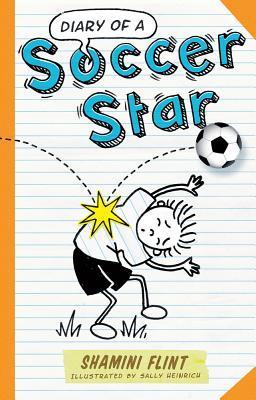 预售 英文预定 Diary of a Soccer Star