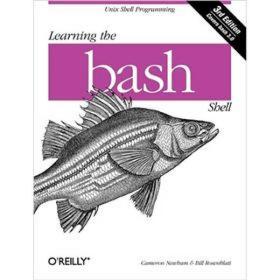 预售 英文预定 Learning the bash Shell