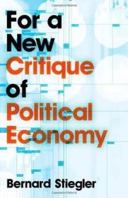 [全新进口原版现货]新政治经济评论For A New Critique Of Political Economy9780745648040