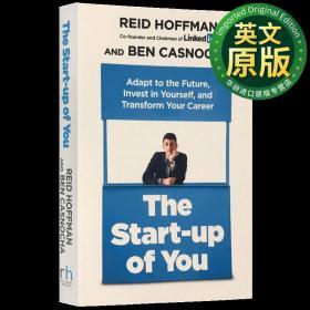 至关重要的关系 英文原版 The Start-up of You