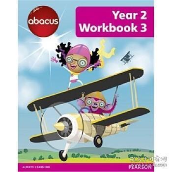 预订Abacus Year 2 Workbook 3