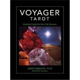 预订Voyager Tarot:Intuition Cards for the 21st Century