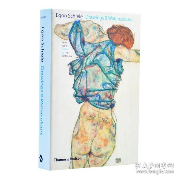 Egon Schiele:Drawings and Watercolors