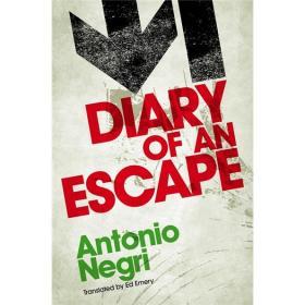 [全新进口原版现货]逃亡日记Diary Of An Escape9780745644264