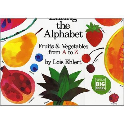 EatingtheAlphabet:FruitsandVegetablesfromAtoZ[走进蔬菜和水果的世界]英文原版