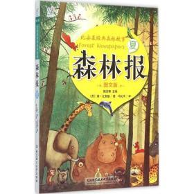 海润阳光·比安基经典森林故事:森林报·夏(图文版)
