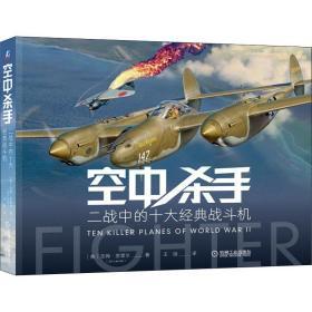 空中杀手:二战中的十大经典战斗机 展示二战中壮阔的空战画卷