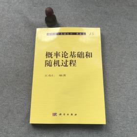 现代数学基础丛书(典藏版15概率论基础和随机过程