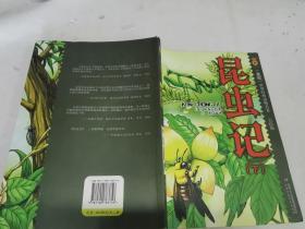 昆虫记-(下册)(美绘版)