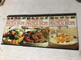 这家庭实用菜谱大全(全3册)