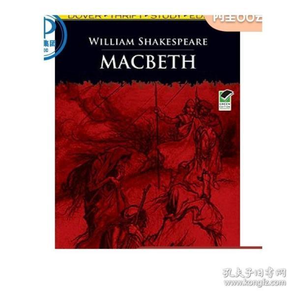 MacbethThriftStudyEdition[麦克白]