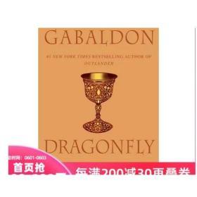 现货英文原版 Dragonfly in Amber 琥珀色蜻蜓 异乡人