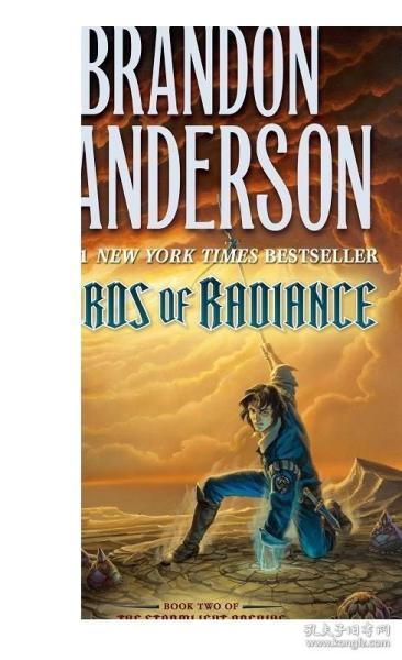 【预订】Words of Radiance