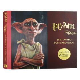 正版 哈利波特与密室 明信片 英文原版书 Harry Potter and the Chamber of Secrets 哈利波特周边 美国进口书籍英文版
