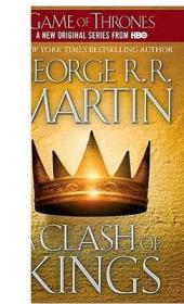 现货英文原版 A Clash of Kings 列王的纷争 冰与火之歌2