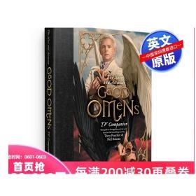 好兆头电视剧指南设定集 英文原版 Nice and Accurate Good Omens TV Companion 麦克辛卷福Michael Sheen精装