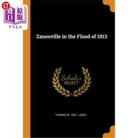 Zanesville in the Flood of 1913