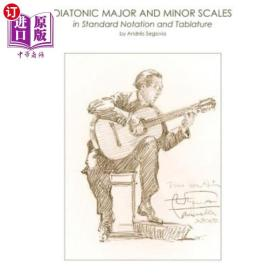 Diatonic Major and Minor Scales in Standard Nota...