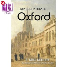 My Early Days at Oxford