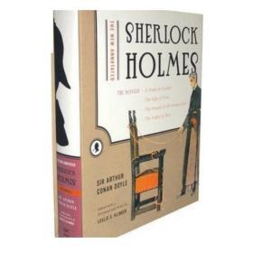 福尔摩斯探案全集诺顿注释本 第三卷 The New Annotated Sherlock Holmes The Novels 英文原版 Arthur Conan Doyle