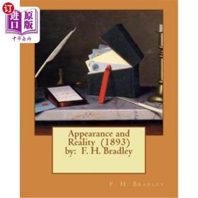 Appearance and Reality (1893) by: F. H. Bradley