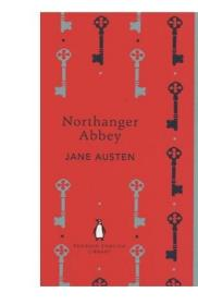 简·奥斯汀:诺桑觉寺 英文原版 Northanger Abbey Jane Austen 企鹅出版 文学经典